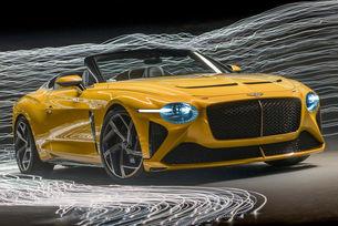 Най-скъпият Bentley получи двигател с 660 к.с.