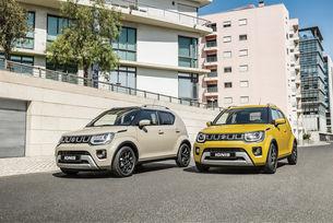 Обновиха Suzuki Ignis с пет врати за Европа