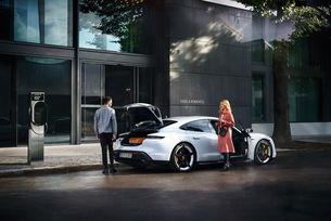 """Porsche Destination Charging"""": Над 1000 точки за зареждане"""