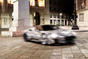 Първият прототип на Maserati MC20 излезе на пътя