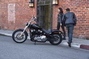 Новият Harley -Dayvidson® Softail® Standard е тук