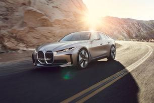Открийте саундтрака на концепта BMW i4