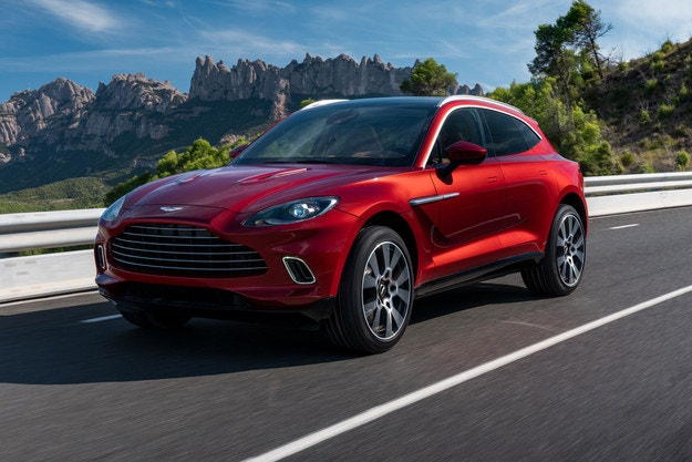 Aston Martin разработва собствен двигател V6