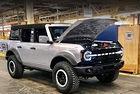 Заснеха възродения Ford Bronco без камуфлаж