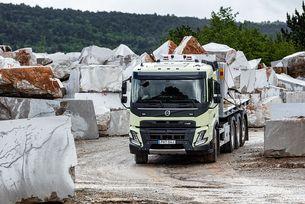 Volvo Trucks пуска на пазара нови камиони