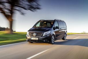 Обновиха минивана Mercedes-Benz Vito