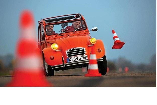 Citroën 2 CV 6