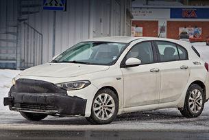 Фамилията Fiat Tipo скоро ще бъде обновена