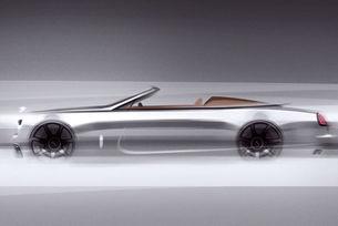 Rolls-Royce обявява специален Dawn Silver Bullet