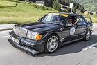 Mercedes-Benz 190 E 2.5-16 Evolution II празнува 30 години