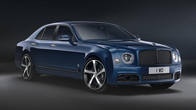 Спират производството на Bentley Mulsanne