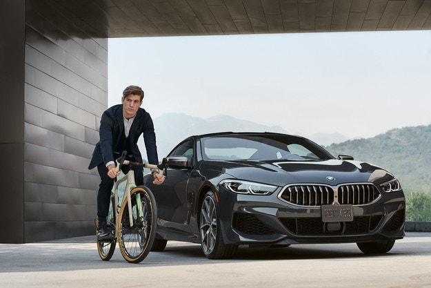 Новият велосипед 3T е разработен за BMW
