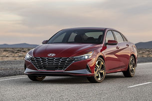 Hyundai разкри новото поколение на Elantra