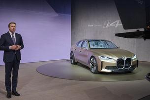 Електричeското BMW Серия 7 ще е короната в гамата