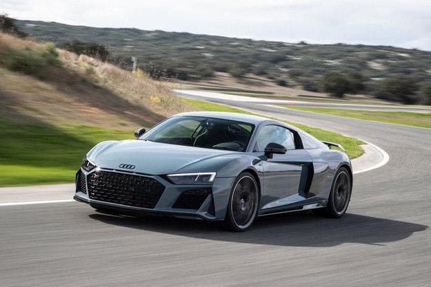 Да очакваме ли Audi R8 Green Hell