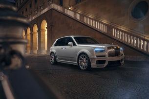 Студиото Spofec доработи Rolls-Royce Cullinan