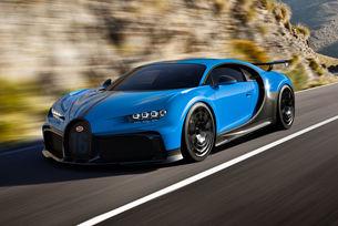 Bugatti: 3D печат в сърцето на модела Chiron
