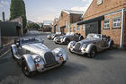 Morgan Plus 4 70th Anniversary Edition вече е факт
