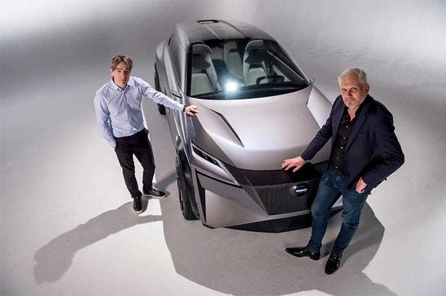 Европеец оглавява Nissan Design Europe