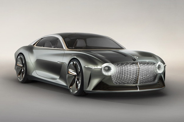 Първият 100% електрически Bentley през 2025