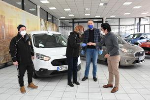 Ford и Мото-Пфое носят доброто до #вкъщи