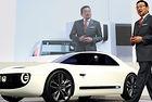 GM ще направи два електромобила за Honda