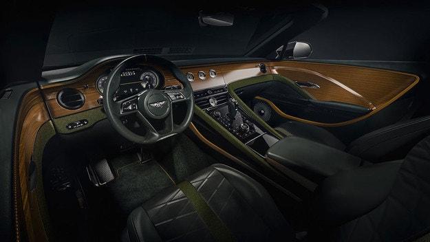 Bentley Bacalar by Mulliner