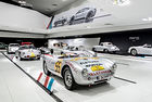 Виртуална обиколка на Porsche Museum в Щутгарт