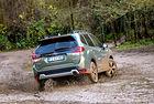 Subaru Forester e-Boxer: Красотата е в симетрията