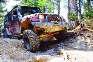 Jeep Wrangler Red Rock Adventures Flexplorer