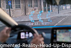 VW ID.3 Augmented Reality Head-up Display