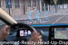 VW ID.3 Augmented Reality Head-up Display