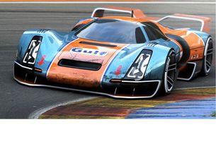 Porsche 906 Hommage Design Concept