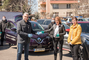 Рено Нисан България с ангажимент към обществото
