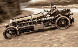 Mercedes-Maybach 19 Litre