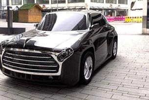 DC2 Hindustan Ambassador EV Concept