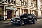 Toyota представя нов кросоувър с цифрово огледало