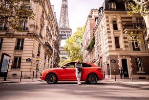 Porsche представя хип-хоп филма Back 2 Tape