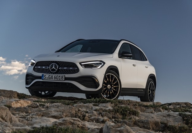 Новият Mercedes-Benz GLA вече и у нас