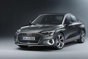 Новият седан Audi A3 стана по-голям