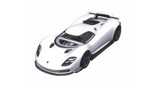 Хиперавтомобил на Porsche