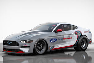 Ford Performance представя Mustang Cobra Jet 1400