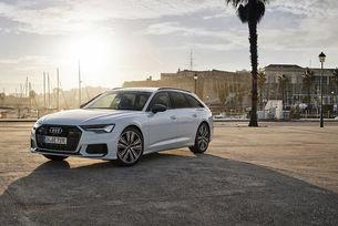 Audi представя хибридно комби A6 Avant 