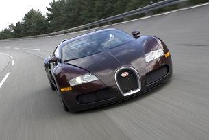 Когато Bugatti Veyron премина 400 км/ч