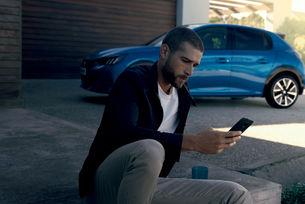 Дистанционна продажба на автомобили Peugeot
