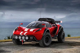 SCG подготвя нов високопроходим автомобил