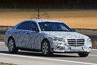 Издебнаха новия Mercedes-Benz S-класа Guard