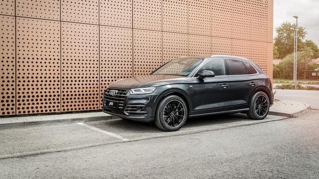 ABT преобрази новия Audi Q5 55 TFSI e