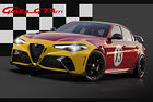 Специални ливреи за Alfa Romeo Giulia GTA