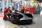 Възобновяват производството на Bugatti и Ferrari